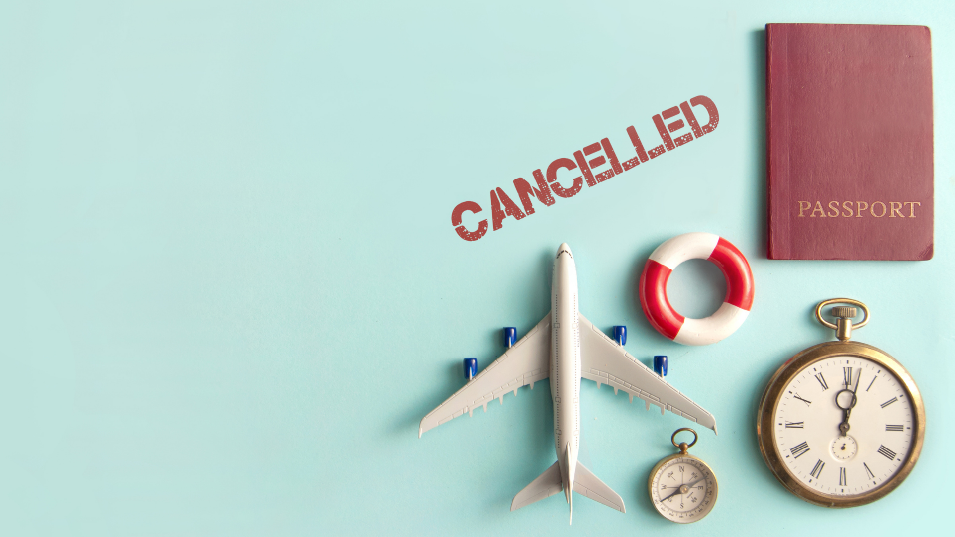 When to Cancel Travel Plans